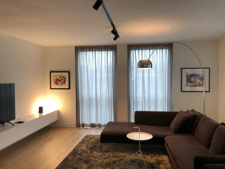 Inbetween gordijn woonkamer Inge Design