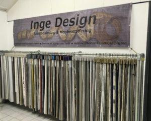 Stofstalen Inge Design